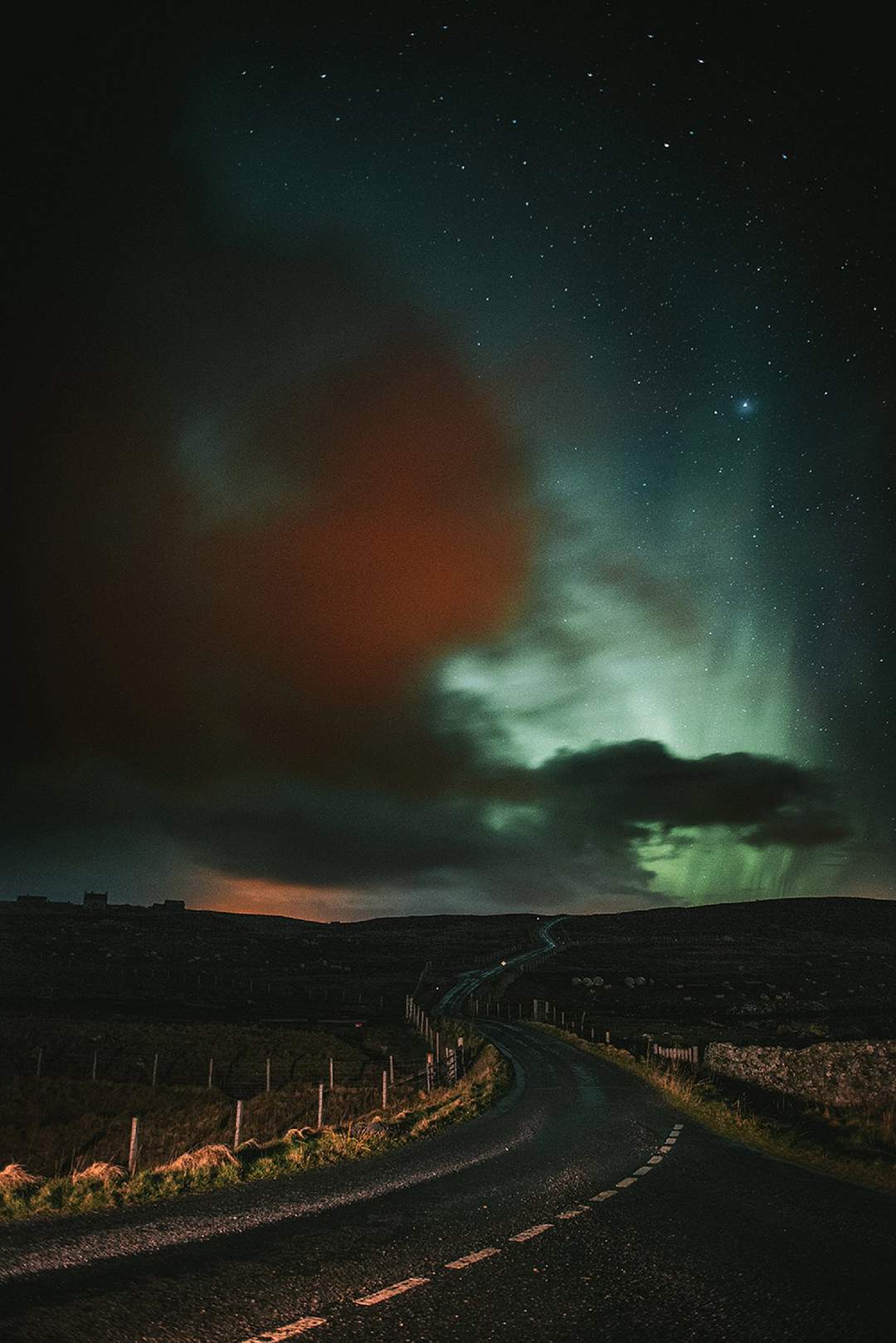 Starry skies in Scotland