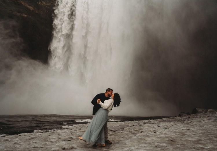 Icelandic Engagement, Icelandic Engagement Session