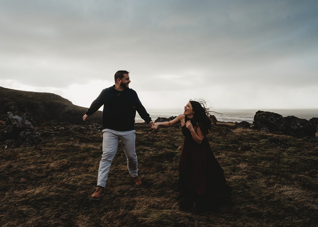 Icelandic Engagement, Icelandic Engagement Session