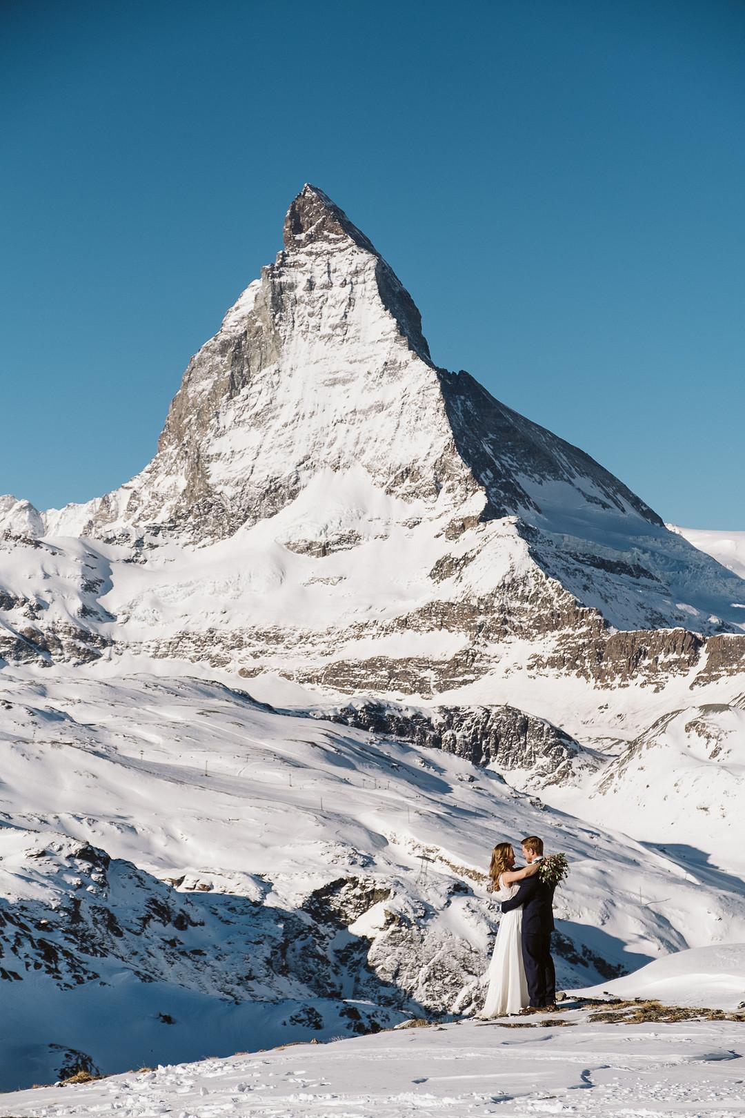 Elopement at Matterhorn