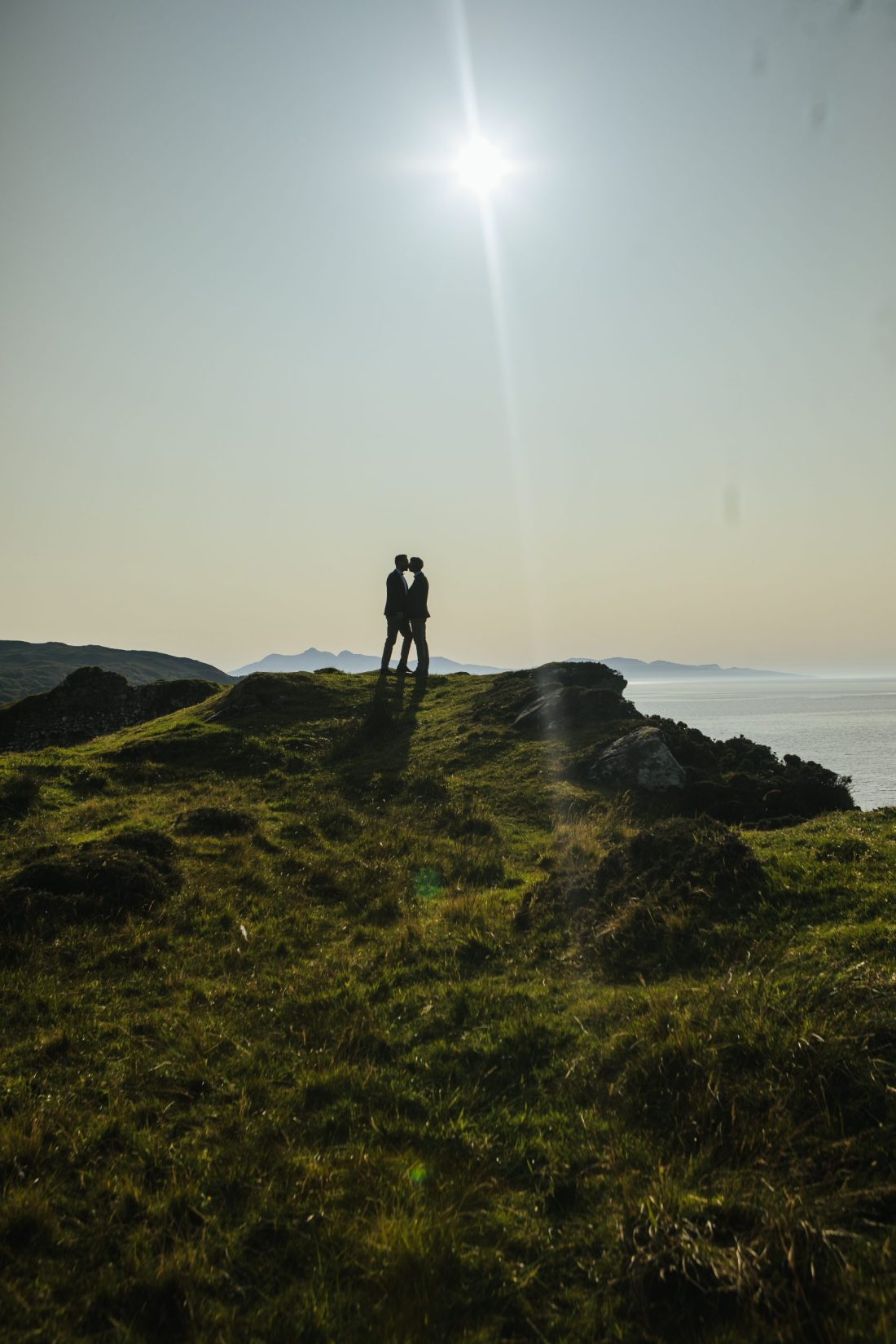 Same Sex Elopement on the Isle of Skye