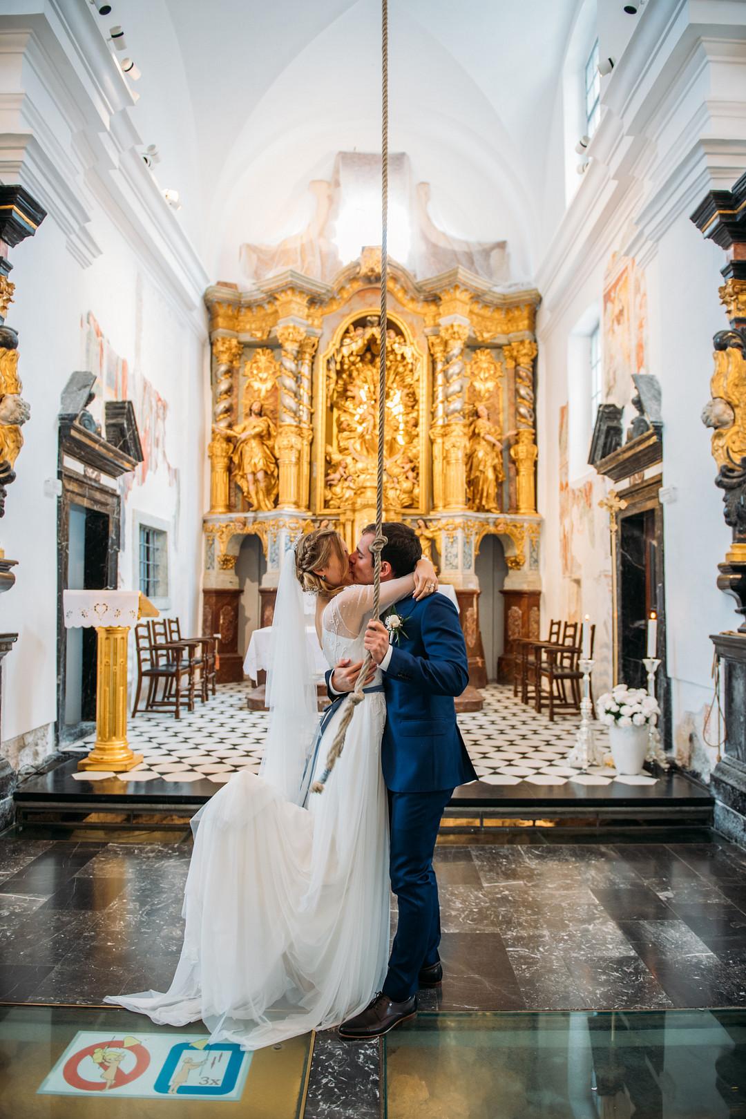 Orthodox Wedding in Bled