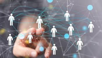 Network of digital people