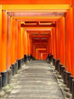 Japan, Fushimi Inari, Kyoto