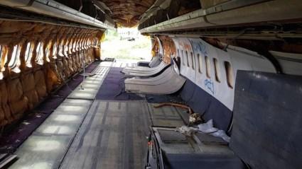 Airplane Graveyard Bangkok vliegtuigkerkhof