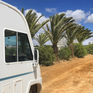 Algarve camper camptoo
