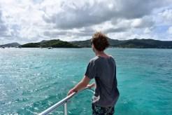 Antigua Sailing Week antigua barbuda vanaf catamaran