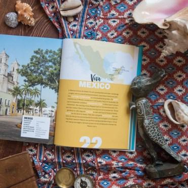 Backpack Bestemmingen Mexico hoofdstuk
