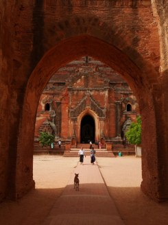 Bagan-poort-tempel-myanmar