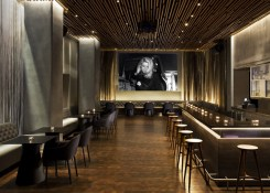 Bar ROW hotel New York