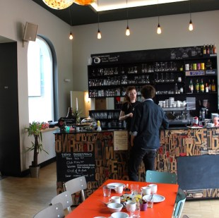 Bar backstay hostel gent