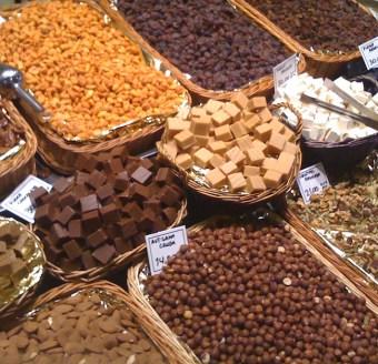 Barcelona markt rablas