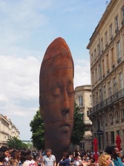 Beeld in Bordeaux