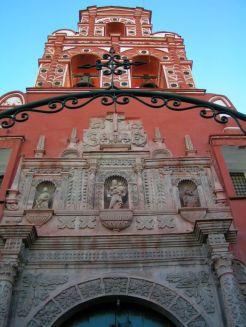 Bolovia kerk