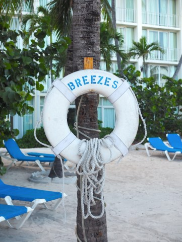breezes zwembad resort