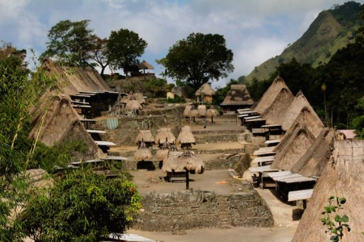 Bucketlist Jessica - Flores dorpje