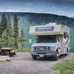 Canada camperreizen