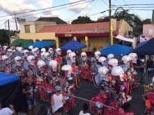 Carnaval Curacao doodshoofden parade gran marcha