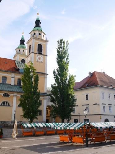 Centrale markt ljubljana