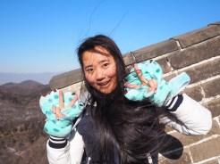 Chinese Muur locals