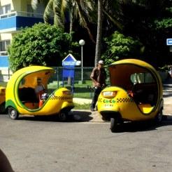 Taxi Varadero Cuba