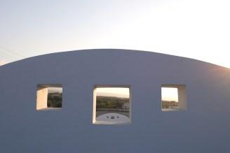 Dak belvilla huisje kreta
