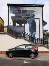 Derry Murals londonderry