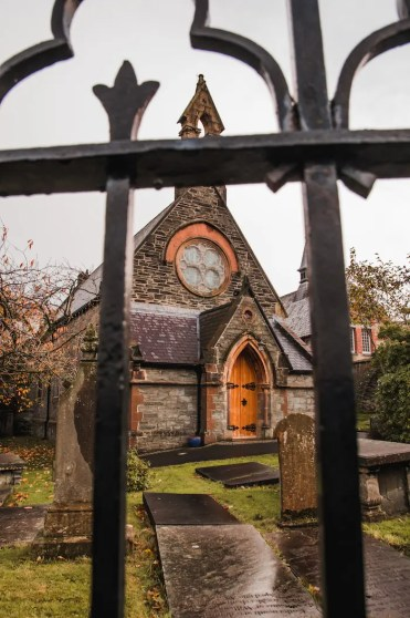 Derry centrum kerkje
