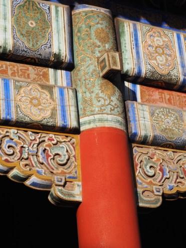 detail lama tempel beijing