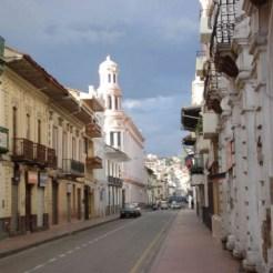 Ecuador reizen