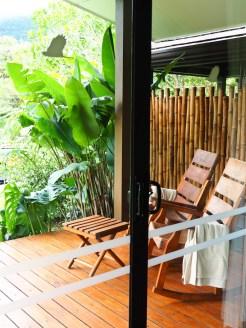 El Silencio Costa Rica hotelkamer