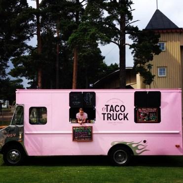 El Taco foodtruck stockholm