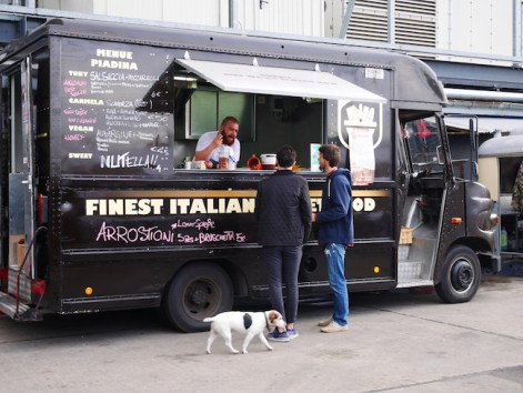 Finest italian streetfood foodtruck berlijn