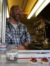 Food Carts eigenaar Portland
