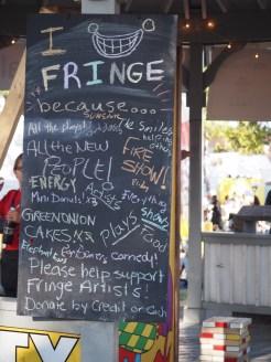 Fringe festival edmonton i love fringe