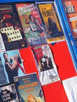 Posters fringe festival edmonton
