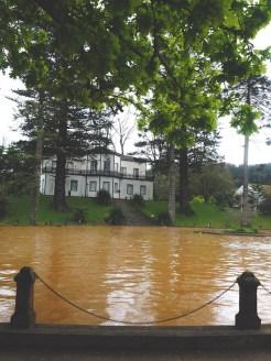Furnas Terra Nostra Garden Hotel Azoren