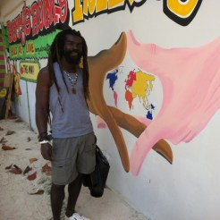 Gezichten van Jamaica Negril
