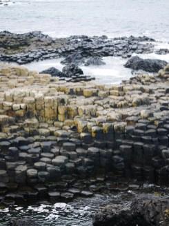 Giant Causeway kust ierland