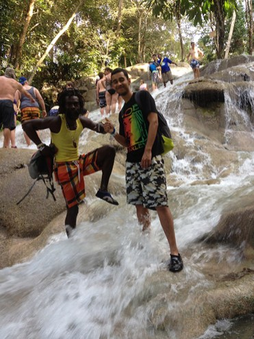 Gids watervallen jamaica Waterfalls Dunns River