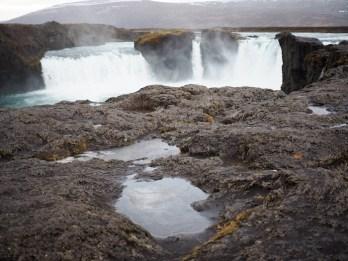 Godafoss waterval
