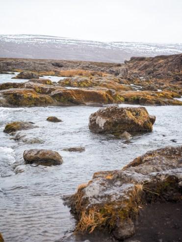 Godafoss rivier