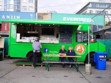 Gorillo barbeque foodtruck streetfood berlijn friedrichshain