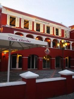 Gouverneur curacao restaurant