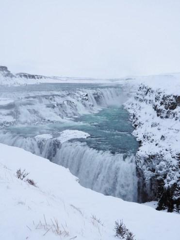 Gullfoss-waterval