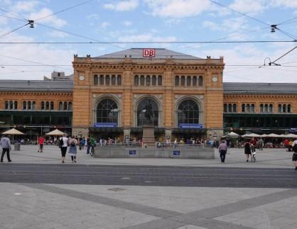Hannover station