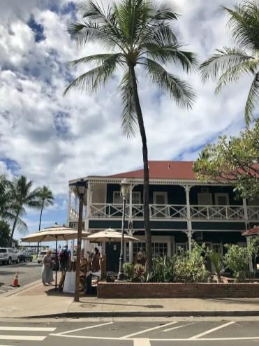 Hawaii straten oahu eiland