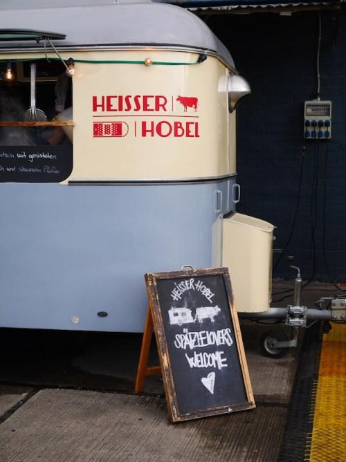 Heisser Hobel berlijn foodtruck streetfood