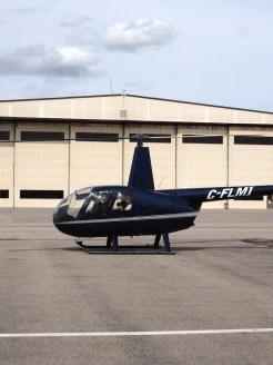 Helicopter tour edmonton
