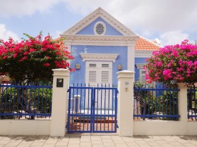 Huizen in Pietermaai curacao